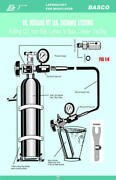 Co2 Gas Refilling Kit From Bulk Cylinder To Pin Index Cylinder Upto 1 To 3 Kg