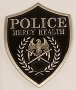 Mercy Health Police St. Michael Challenge Coin