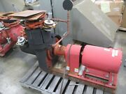 Bell And Gossett 1510 Pump 4e 10.375 Bf 20hp 380gpm 100ft Head 1800rpm Used