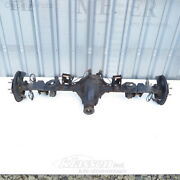 Rear Axle Ssangyong Rexton 2.7 Xdi Differential 3,73 102366 Km