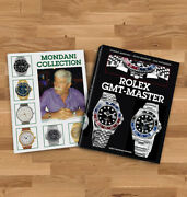 Rolex Watches__rolex Gmt-master_book By Guido Mondani_with A Book For Free
