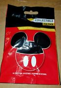 Disney Pin Pack Mickey Mouse Icon Mystery Pouch 5 Sealed Free Shipping
