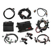 Holley Fuel Injection Electronic Control Unit 550-619 For Ford 5.0l Coyote