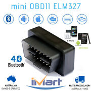 Elm327 Obd2 Bluetooth 4.0 Car Diagnostic Scanner Tool Iphone Android Fits Audi