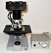 Leitz Sm-lux Reflected Light Microscope