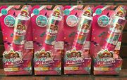 Party Popteenies Double Surprise Popper Confetti Collectible Party Lot Of 4