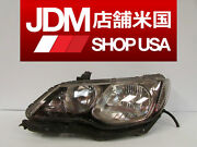 Jdm Honda Civic Type R Fd2 Acura Csx Oem Front Light Head Light Lamp Hid