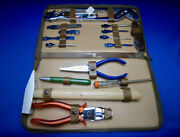 J.a. Henckels Vtg Multi-tool Set 1960and039s Made In Germany Unused Near Mint Cond.