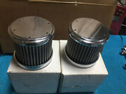 Inglese And Or Weber Style Carburetor Air Cleaners