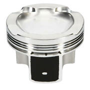 Je Piston Set 338096 84.00mm Bore Dish 4v For 2009-up Bmw 3.0l 6cyl N55b30