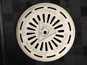 18-inch Vintage Grinnell Automatic Sprinkler Fire Alarm Bell Cover