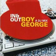 In And Out With Boy George - A Dj Mix 2cds New Inc Bonobo Jon Carter Plump Djs