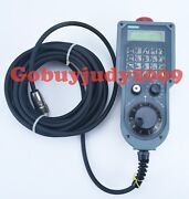 Used Siemens 6fx2007-1ae14 Hand Held Teach Pendant 2 Tested It In Good Condition
