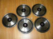 5 Nos Hub Caps Wheel Covers 1980-1984 Buick Electra Limited Park Avenue 15