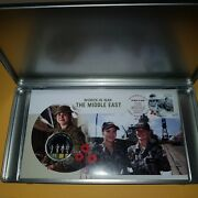 2017 Women In War The Middle East Pnc Limited Edition Number 015 Of 120