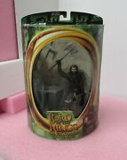 Gimli W/ Axe The Lord Of The Rings Figure The Fellowship Of The Ring Toy Biz