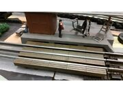 Grade Crossing For Lionel Or Similar Standard 3 Rail Tubular Track - New Parts