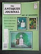 Antiques Journal 1977 Southwest Indian Pottery Korean Chests Windsor Chairs Doll