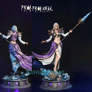 Alin Studio Wow Jaina Resin Figure Painted Statue In Stock Collection 1/4 Scale