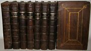 Leather Setthe Spectator Rare Large Paper Edition Of The First Edition 1712
