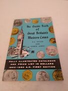 Rare Collectible The Guide Book Of Great Britains Modern Coins 1st Edition 1961