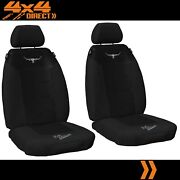1 Row Custom Rm Williams Mesh Seat Covers For Land Rover Defender 01-02