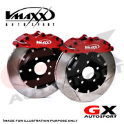 Vmaxx Big Brake Kit Polo Only Cars With Rear Discs 06.09- 6r 330mm W/ Brakeline