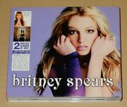 Britney Spears Baby One More Time Oops I Did It Again Taiwan 2 Cd Box Set Rare