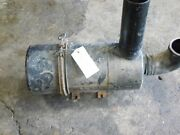 Allis-chalmers 180 Tractor Dry Air Cleaner W/ Pipe And Hose Tag 4681