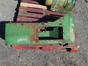 John Deere 5020 Tractor Right Side Shield Under Floor W/ Tool Tray Tag 2600