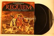 Berlioz Requiem Recorded In The Morman Tabernacle 2 Lp Record 12 Vg