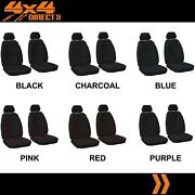 Single Row Custom Neoprene Seat Covers For Mercedes Vito 15-on A
