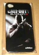Call Of Duty Cod Black Ops 2 Ll Iphone 4 And 4s Skin Hard Cover Case New