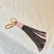 Louis Vuitton, Limited Edition Pink Tassel, 10.5, Bag Charm, Key Chain Sold Out
