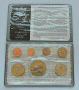 New Zealand - 1984 - Annual Uncirculated Coin Set - Black Robin