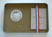 New Zealand - 2016 - Silver Dollar Proof Coin - First World War - Courage