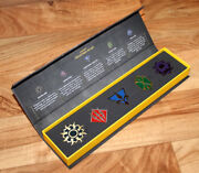 Gwent The Witcher 3 Deck Cards Game Collectible Pin Set From Gamescom 2017