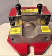 1-1/2 Sch 40 Stainless Steel Pipe Coper For Most Iron Workers-made With D2 Matr