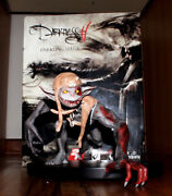 The Darkness Ii Limited Edition Darkling Statue Figure Xbox 360 Ps3 Very Rare