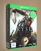 Ryse Son Of Rome Pre-order-box Incl A T-shirt Size L