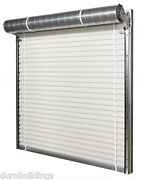 Duro Steel Janus 8and039 Wide By 14and039 Tall 1950 Series Insulated Roll-up Door Direct