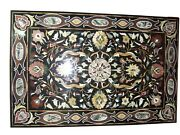 Hig Quality Inlay Work Marble Inlay Dining Table Top 858