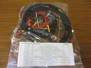 Farmall 340 Gas Tractor Wiring Harness - 9 Harnesses Included