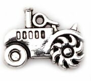 Mixed Set - 8 New Vehicle Charms Tibetan Silver Alloy One Of Each Free Shipping