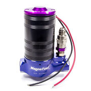 Magnafuel Mp-4601 Fuel Pump Quickstar 300 Electric 25-36psi 10an In/out 8an Pass