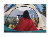 Klymit Versa Tech Blanket, Large Enough For 2 People, Camping, Events