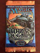 Magic Mtg Urzaand039s Legacy Factory Sealed Booster Pack X 3