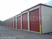 Durosteel Janus 12and039x10and039 Commercial 1000i Series Insulated Roll-up Door Direct