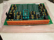 Ajax Magnethermic 72011a01 Front Panel Interface Board New