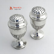 German 18th Century Shakers Schleswig 813 Silver 1790